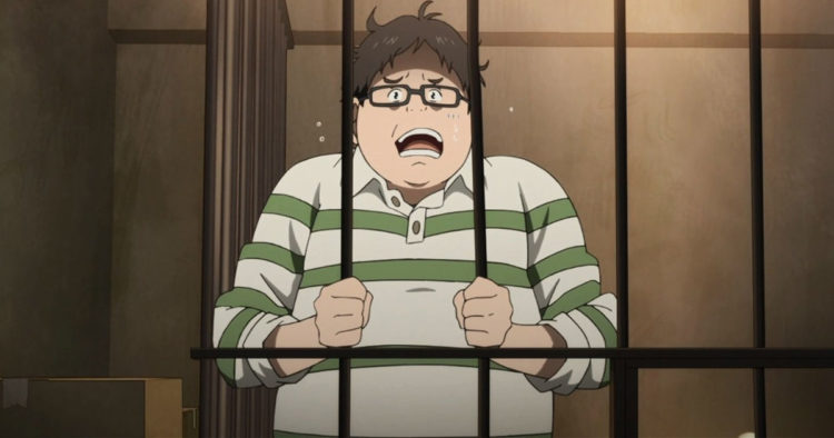 Man Arrested For Sharing Anime Using BitTorrent