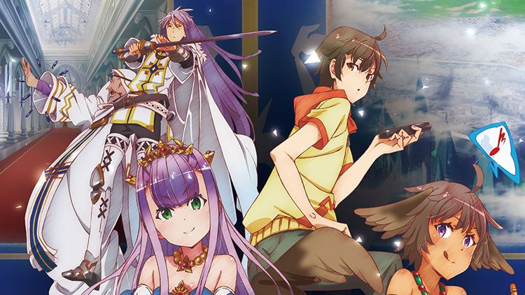 Anime Like Cautious Hero: The Hero Is Overpowered but Overly Cautious