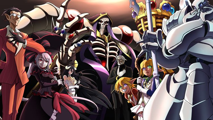 Best Anime With Overpowered Main Character