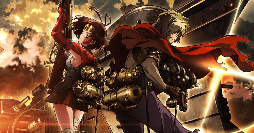 Best Anime on Amazon Prime Video