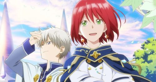 10 Best Fantasy Romance Anime You Should Watch Right Now