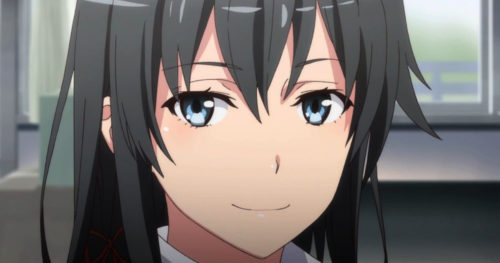 Top 10 Anime Girls With Black Hair