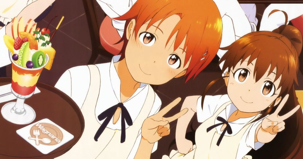 Working!! (Wagnaria!!) Watch Order Guide