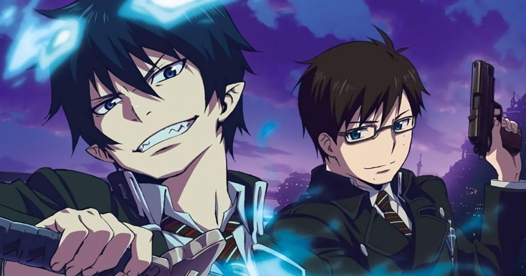 Twin Characters In Anime