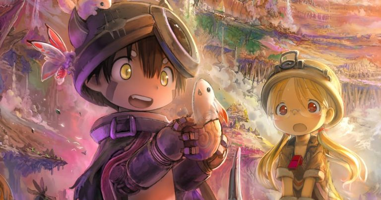 Made in Abyss Watch Order Guide