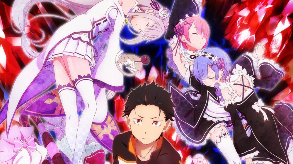 Re: ZERO -Starting Life in Another World-