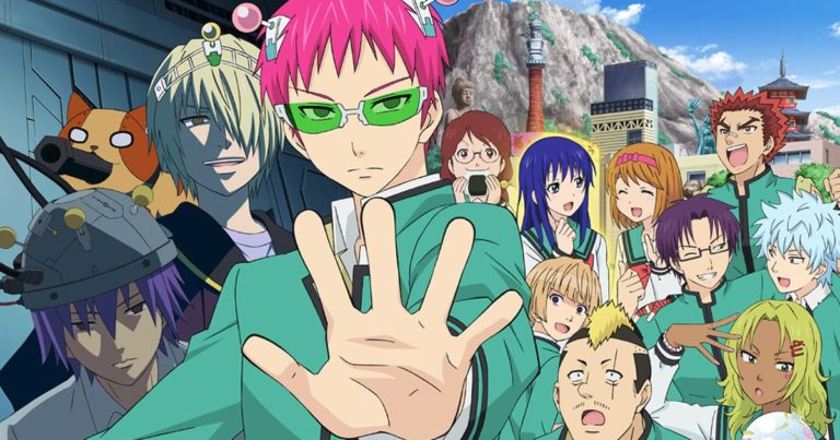 The Disastrous Life of Saiki K Watch Order Guide