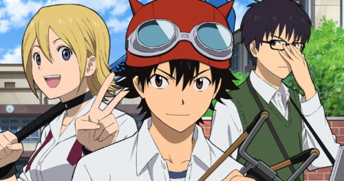10 Best Comedy Anime You Should Watch Right Now